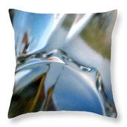 Abstract 1737 Throw Pillow