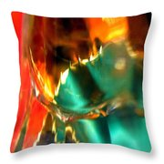 Abstract 1746 Throw Pillow