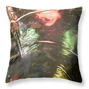 Abstract 1778 Throw Pillow