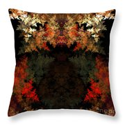 Abstract 178 Throw Pillow