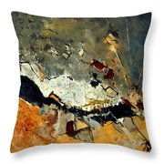 Abstract 1811014 Throw Pillow