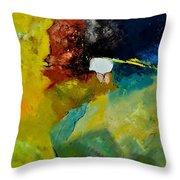 Abstract 1811804 Throw Pillow