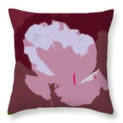 Abstract 189 Throw Pillow
