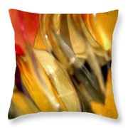 Abstract 1916 Throw Pillow