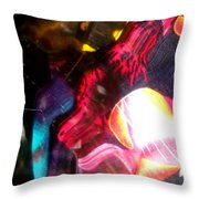 Abstract 1936 Throw Pillow