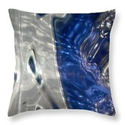Abstract 2067 Throw Pillow