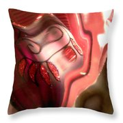 Abstract 2089 Throw Pillow