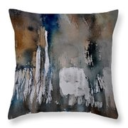 Abstract 213030 Throw Pillow