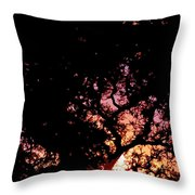 Abstract 223 Throw Pillow