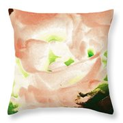 Abstract 278 Throw Pillow