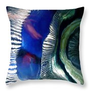 Abstract 3060 Throw Pillow