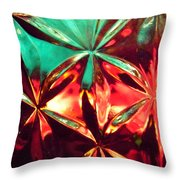 Abstract 3086 Throw Pillow