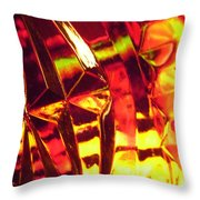 Abstract 3088 Throw Pillow