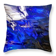 Abstract 3158 Throw Pillow