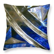 Abstract 3162 Throw Pillow