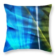 Abstract 3273 Throw Pillow