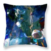 Abstract 3325 Throw Pillow