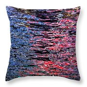 Abstract 367 Throw Pillow