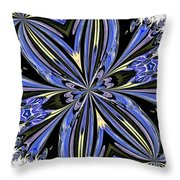 Abstract 47 Throw Pillow