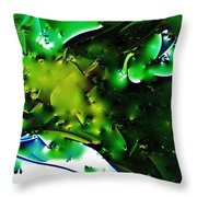 Abstract 66 Throw Pillow