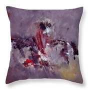 Abstract 6621301 Throw Pillow