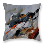Abstract 66217020 Throw Pillow
