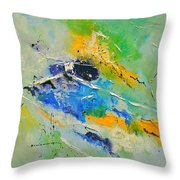 Abstract 6621803 Throw Pillow