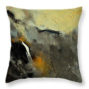 Abstract 68210191 Throw Pillow
