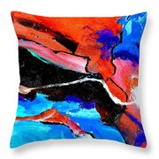 Abstract 69212022 Throw Pillow