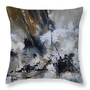 Abstract 692140 Throw Pillow