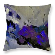 Abstract 69451223 Throw Pillow