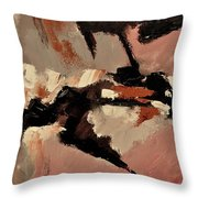 Abstract 69548 Throw Pillow