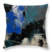 Abstract 699031 Throw Pillow