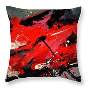 Abstract 71002 Throw Pillow