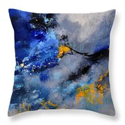 Abstract 771190 Throw Pillow