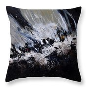 Abstract 7721202 Throw Pillow
