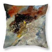 Abstract 7721601 Throw Pillow