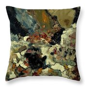Abstract 7721901 Throw Pillow