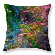 Abstract 86 Throw Pillow