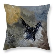 Abstract 88111102 Throw Pillow