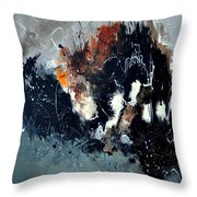 Abstract 8811114 Throw Pillow