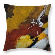Abstract 88119011 Throw Pillow