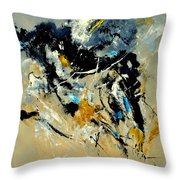 Abstract 8821011 Throw Pillow