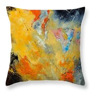 Abstract 8821012 Throw Pillow