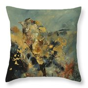 Abstract 8821015 Throw Pillow