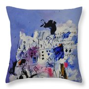 Abstract 8821501 Throw Pillow