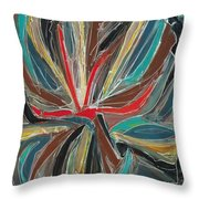 Abstract Art Sixteen Throw Pillow
