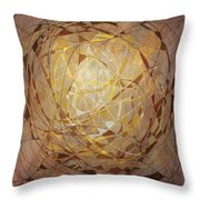 Abstract Art Twelve Throw Pillow