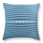 Abstract Composition Throw Pillow by Peter Szumowski