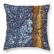 Abstract Fusion 152 Throw Pillow